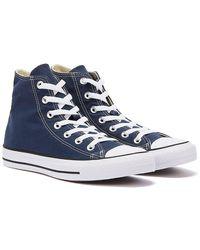 Converse Baskets montantes All Star - Bleu
