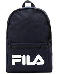 Fila Verdon Peacoat Backpack - Blue