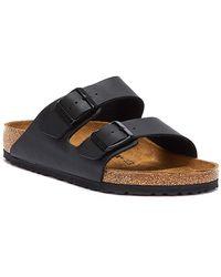 Birkenstock Arizona Birko-flor Sandals - Black