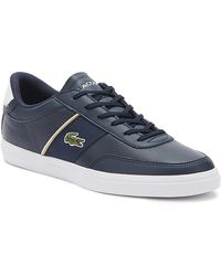 Lacoste Court-master 319 6 Mens Navy / White Sneakers - Blue