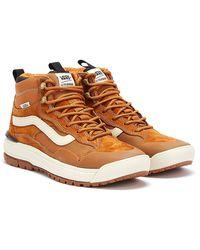 Vans UltraRange EXO Hi MTE Braune Sneakers