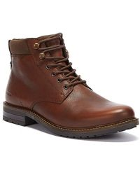 Barbour Wolsingham Boots - Brown