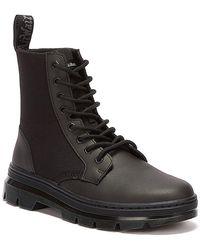 Dr. Martens Dr. Martens Combs Ii Poly Element Boots - Black