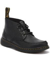 Dr. Martens Dr. Martens Holt Gregory Chukka Boots - Black