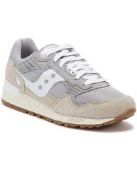 best service 0db75 38210 Saucony Shadow 5000 Vintage Men's Shoes (trainers) In Grey ...