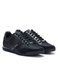 BOSS by HUGO BOSS Saturn Sneakers - Blue