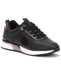 Guess Marlyn Womens Black Sneakers