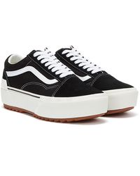 Vans Old Skool Sneakers for Women - Up to 70% off at Lyst.com
