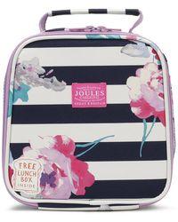 Joules - Margate Floral Munch Bag - Lyst