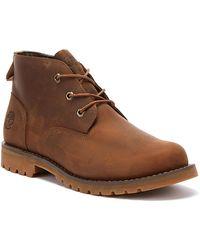 Timberland Larchmont Chukka Mens Dark Brown Boots
