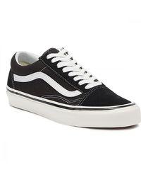 Vans Old Skool VD3H Unisex-Erwachsene Sneaker - Schwarz