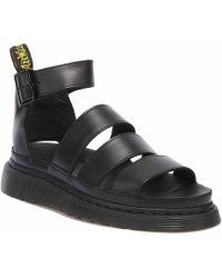 Dr. Martens Clarissa Ii Sandal - Black