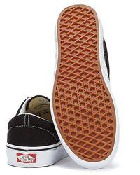 Vans Era Skate Shoe - Black
