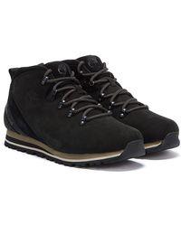 Timberland Splitrock 3 Mid Hiker Boots - Black