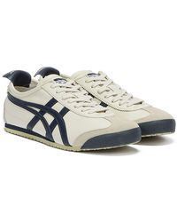 Onitsuka Tiger Mexico 66 Baskets Blanche Pour