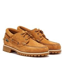 Sebago Acadia Suede Shoes - Brown