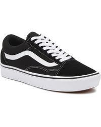 Vans Old Skool Platform Women's - Black