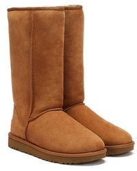 UGG Classic Tall Ii Chestnut Boots - Brown