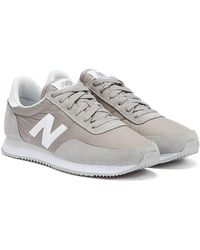 New Balance 720 Mens Grey / White Trainers
