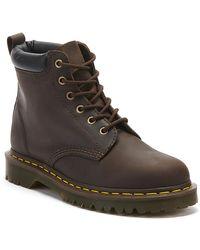 Dr. Martens - Dr. Martens 939 Ben Crazy Horse Mens Gaucho Brown Boots - Lyst