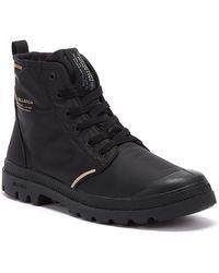 Palladium - Pampa Lite+ Rcycl Wp+ Boots - Lyst