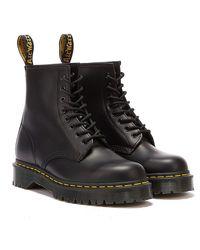 Dr. Martens Dr. Martens 1460 Bex Smooth Leather Boots - Black