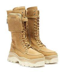 Bronx Jaxstar High Boots - Brown