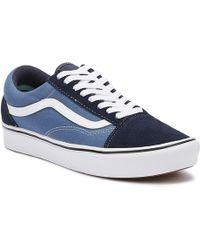 Vans Old Skool Low Top Sneakers - Blue