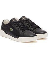 Lacoste - Challenge 120 1 Schwarz / Weiss Sneakers - Lyst