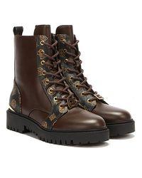 Guess Omala Dark / Boots - Brown