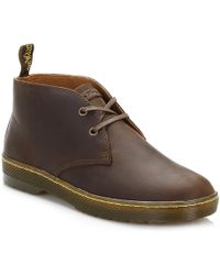Dr. Martens Dr. Martens Cabrillo Mens Gaucho Brown Desert Boots