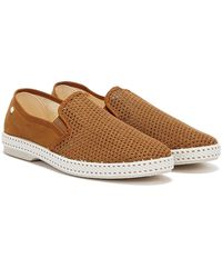 Rivieras Classic 20 Braune Schuhe