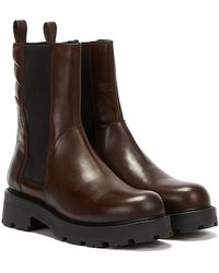 Vagabond Cosmo 2.0 Chelsea Boots - Brown