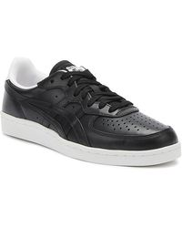 Onitsuka Tiger Gsm Mens Black Sneakers