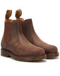 Dr. Martens 2976 Chelsea Boot - Brown