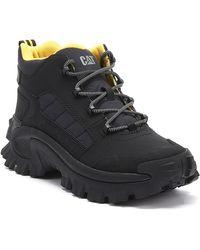 Caterpillar Resistor Womens Black Boots
