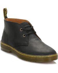 Dr. Martens Dr. Martens Cabrillo Mens Black Desert Boots