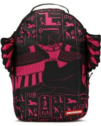 Sprayground - Pink Goddess Wings Backpack - Lyst