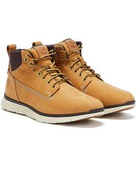 Timberland Killington Chukka Wheat Boots - Yellow
