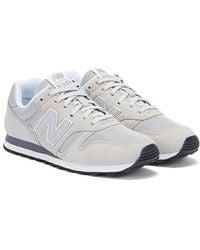 New Balance 373 Gray Sneakers