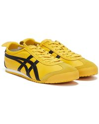 Onitsuka Tiger Mexico 66 Trainers - Yellow