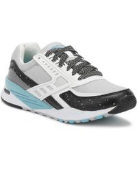 Brooks - Mens Silver Constellation Regent Trainers - Lyst