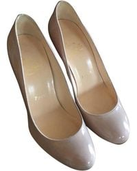 Christian Louboutin Ron Ron Court Shoes - Multicolour