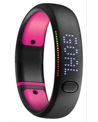 Nike Fuel Band Pink Edition Tech Accessory - Black