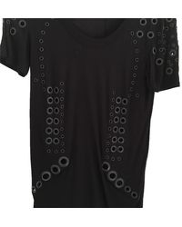 Givenchy Grommet Tunic - Black