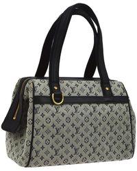 Louis Vuitton Josephine Pm Leather Satchel - Multicolor