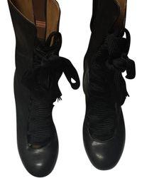 Chloé Harper Heel Boots/booties - Black