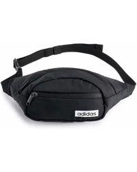 adidas Unisex Core Fanny Weekend/travel Bag - Black