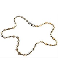 Givenchy Link Necklace - Metallic