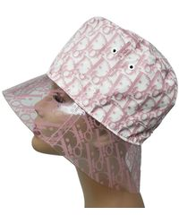 Dior Bucket Issimo Print Hat - Pink